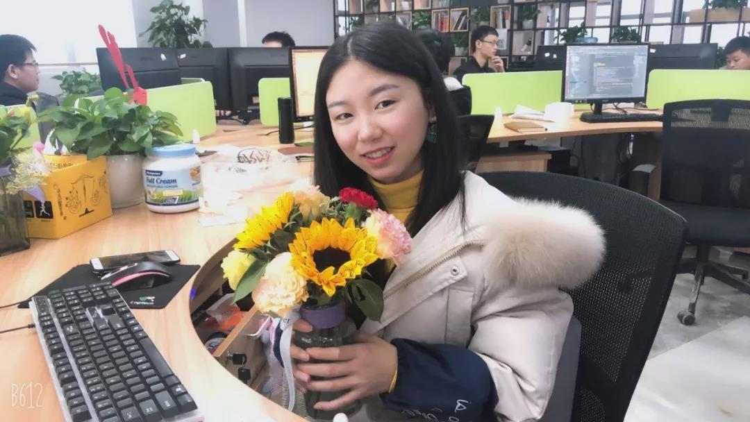 妇女节送鲜花