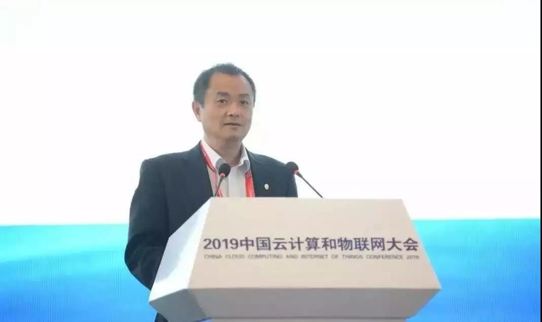中国科学院院士 梅宏
