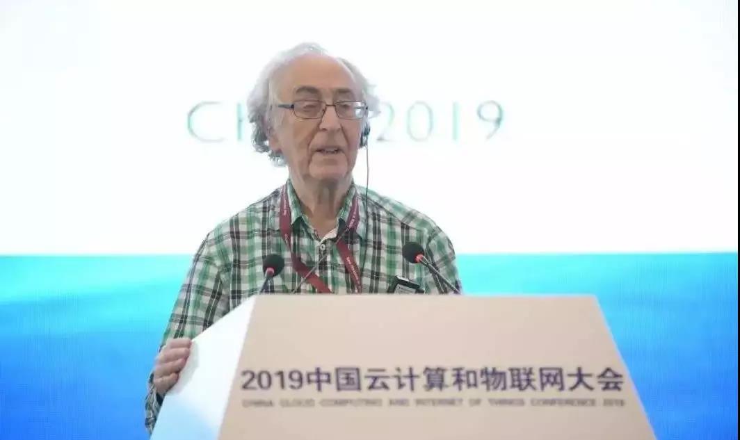 诺贝尔奖获得者Brian David Josephson教授